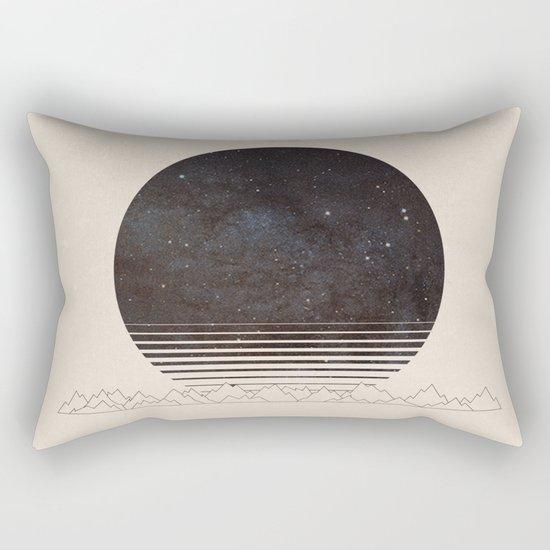 Spacescape Variant Rectangular Pillow