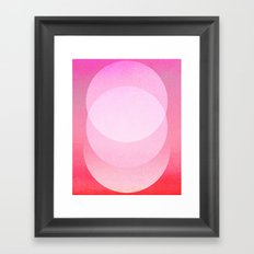 Untitled 20111124a (ANDY'S CIRCLE) Framed Art Print