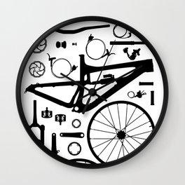 BIKE PARTS - NOMAD Wall Clock