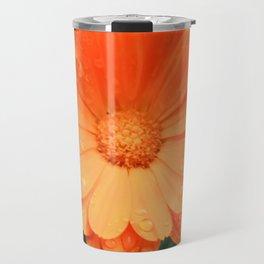 Captivating Calendula Travel Mug