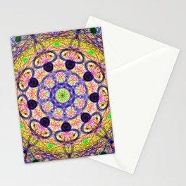 Mandala Energy Stationery Cards