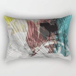 Ray of spring sunshine Rectangular Pillow