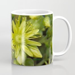 Blooming Green Coffee Mug