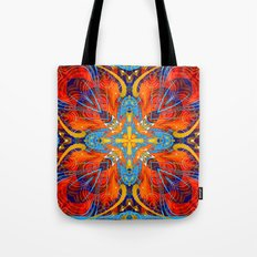 Mandala #6 Tote Bag