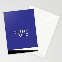 Coffeeolic Stationery Cards