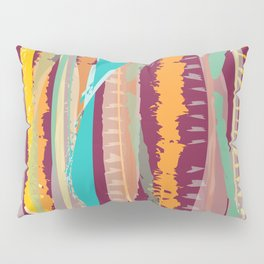 Strokes of colors Pillow Sham