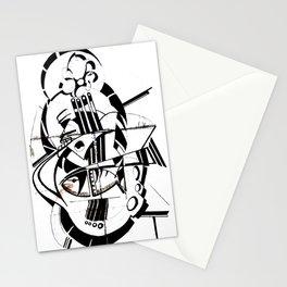 Violoncelo Stationery Cards