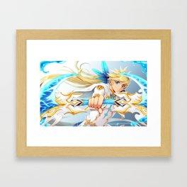 Water Kamui Sorey Framed Art Print