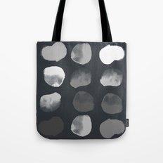 Slate Dots Tote Bag