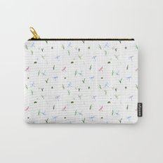 dragonfly subtle pattern Carry-All Pouch