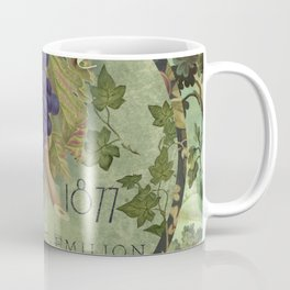 Wines of France Merlot Coffee Mug