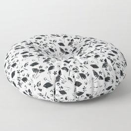 046/100: STRAGGLER DAISY [100 Day Project 2020} Floor Pillow