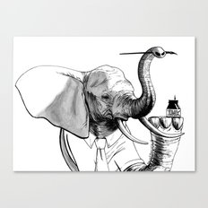 Got Ink ? Canvas Print
