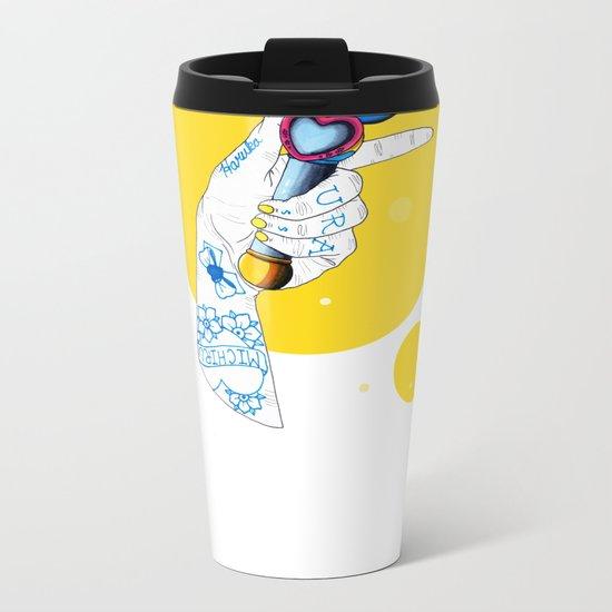Uranus Metal Travel Mug