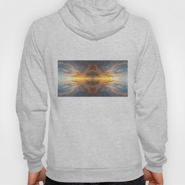 Sunset at the End of Time Hoody