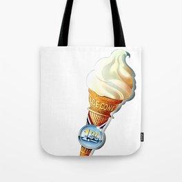 Ice Cone Tote Bag