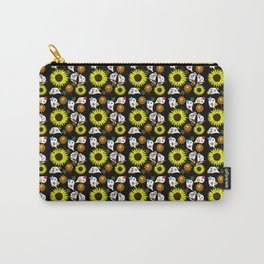 hawaii ghost black Carry-All Pouch
