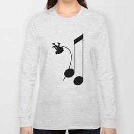 Note Vaulter Long Sleeve T-shirt