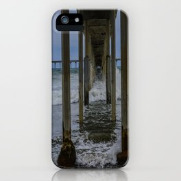 SeaGate (Ocean Beach) iPhone Case