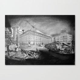 HBC Canvas Print