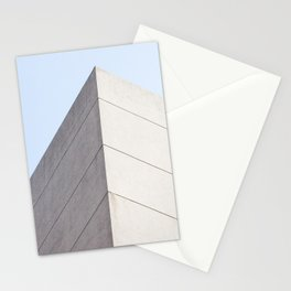 Abstract architecture photography Stationery Cards