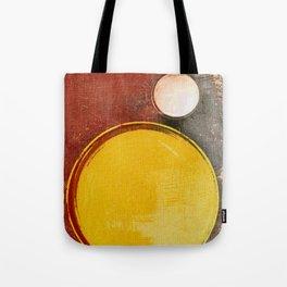 Kuaray and Jacy (Sun and Moon) Tote Bag