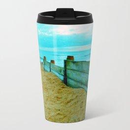 North Sea views Travel Mug