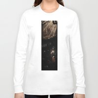 lynch Long Sleeve T-shirts featuring Ronan Lynch by Katy-L-Wood