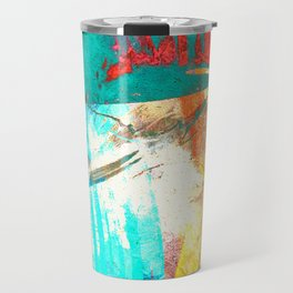 Surfing Travel Mug