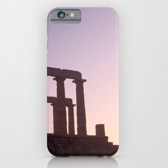 Temple of Poseidon II iPhone & iPod Case