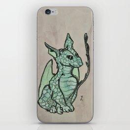Happy Green II iPhone Skin