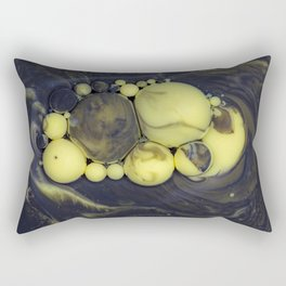 Bubbles-Art - Isaac Rectangular Pillow