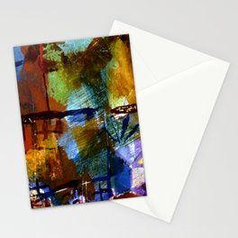 Paul Klee Windows and Palms Stationery Cards