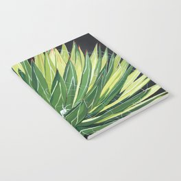Yucca with spider Notebook