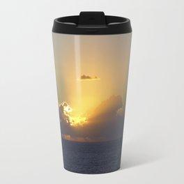 Sunset, Amalphi coast, Italy 2 Travel Mug