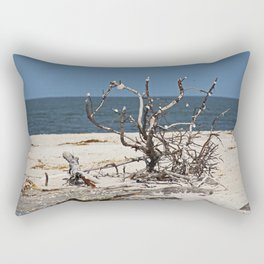 Random Acts Rectangular Pillow