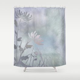 Summer In Pastels Shower Curtain