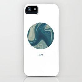 ABSTRACT LIQUIDS XXVIII - 28 iPhone Case