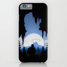 The last of us part 2 - Ellie iPhone Case