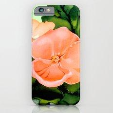 Begonia iPhone 6s Slim Case