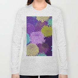 Chrysanthemum blossom Long Sleeve T-shirt