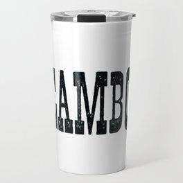 Steamboat Travel Mug