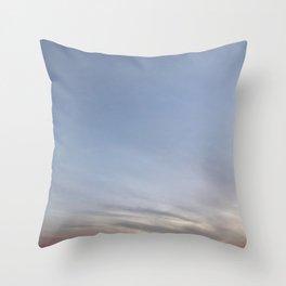 Stuck in the Sky Throw Pillow