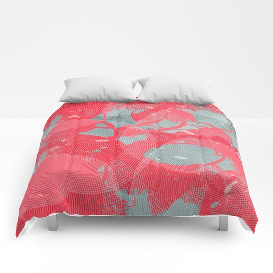 Abstract 102 Comforters