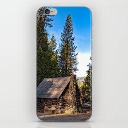 Wawona, Yosemite National Park iPhone Skin