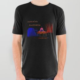 Electrified Adelaide All Over Graphic Tee