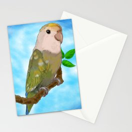 Skittles the Love Bird Stationery Cards