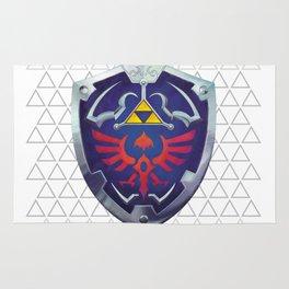 Link - Hyrule Shield - zelda Rug