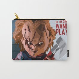 Chucky Carry-All Pouch