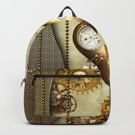 Steampunk heart Backpack